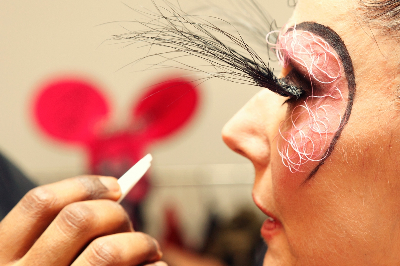 Helga Traxler MAC Cosmetics Masterclass