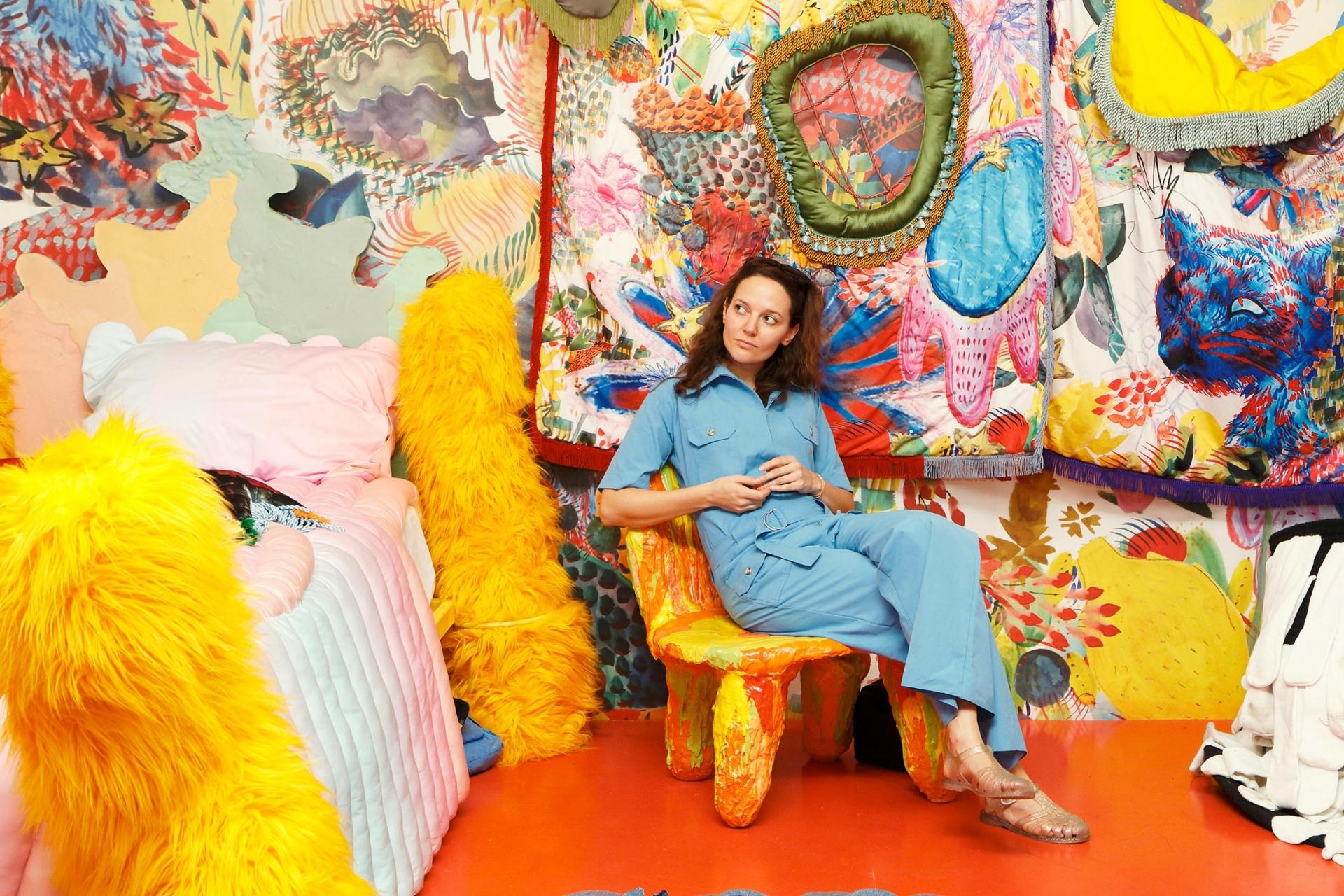 Helga Traxler ArtFairWear