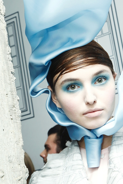 Helga Traxler You can leave your hat on THOM BROWNE