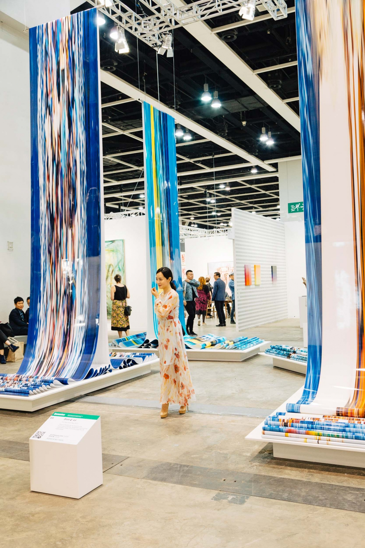 Helga Traxler Artbasel HONG KONG