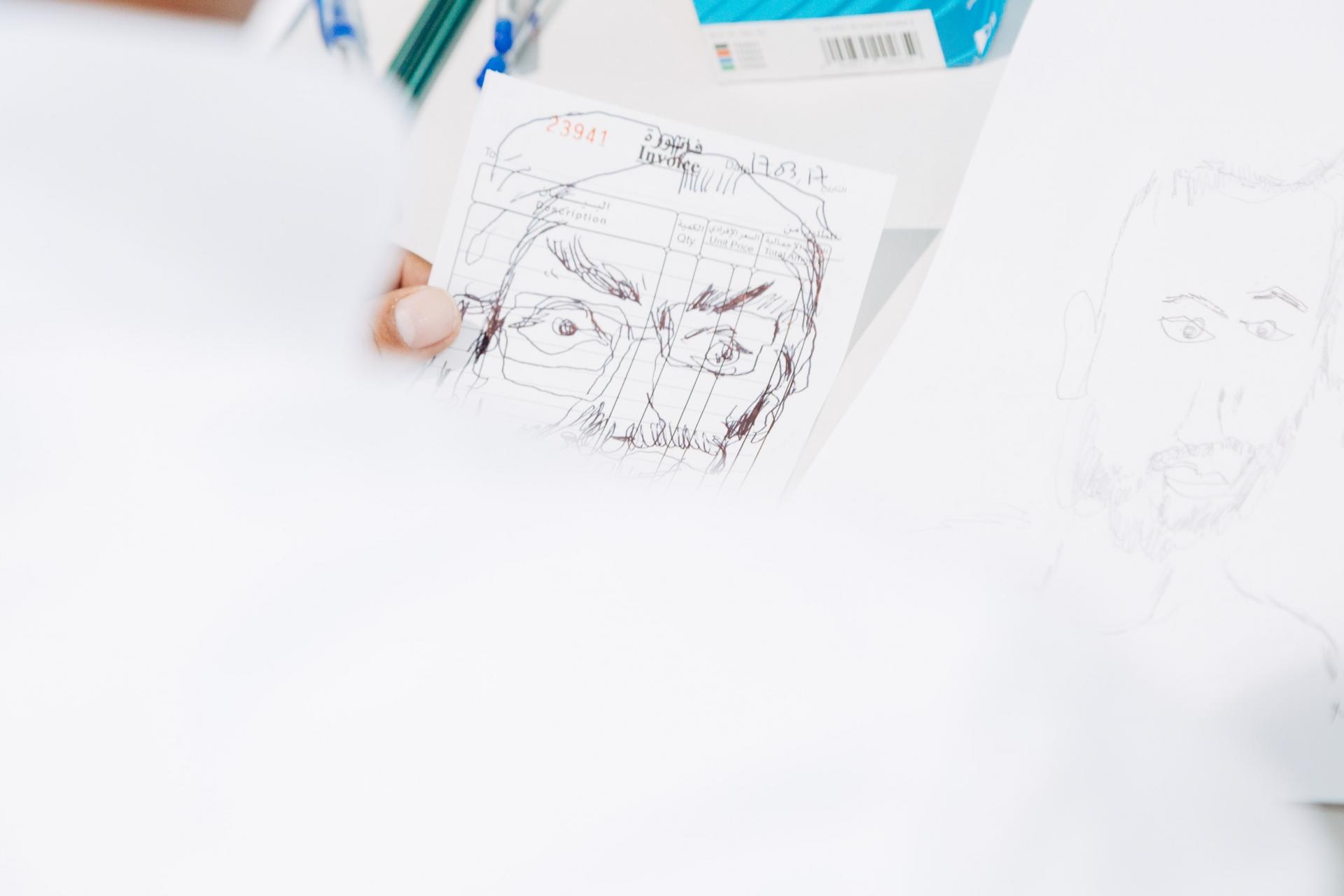 Helga Traxler FULLY BOOKED ARTDUBAI 2017/18/19